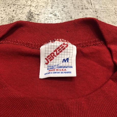"""80's〜  アメリカ製 """"MADISON BULLDOGS"""" Tシャツ"""