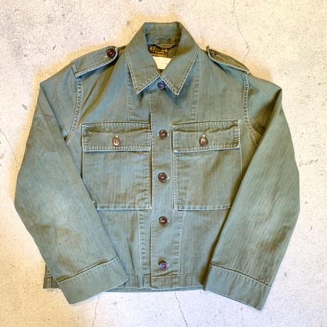 1950's オランダ軍 ユーティリティシャツ