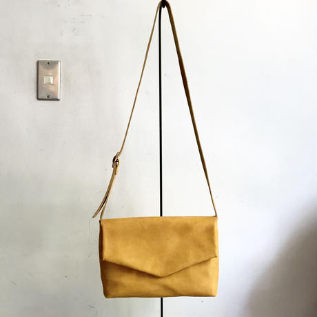 ohta  letter bag   yellow / black