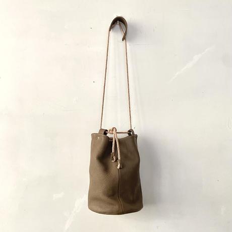 Inswirl SHOULDER DUFFLE BAG【OLIVE】