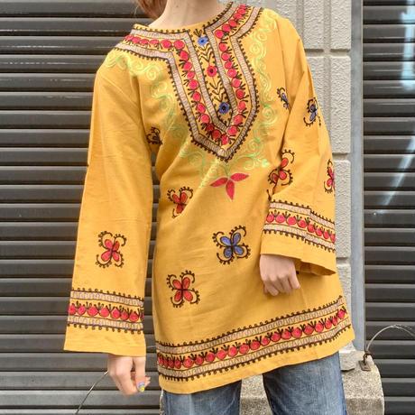 パキスタン 刺繍 チュニック 3