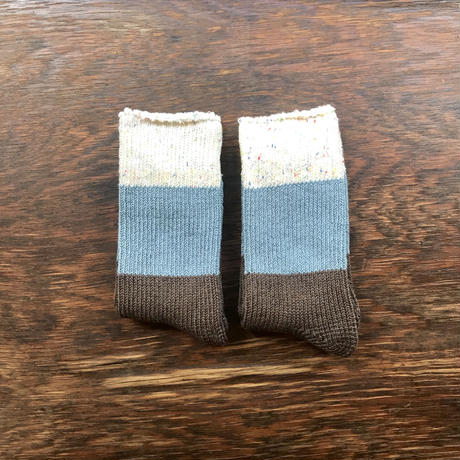 ASEEDONCLÖUD   Seasonal socks   オフホワイト