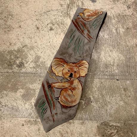 アメリカ製 コアラ ネクタイ