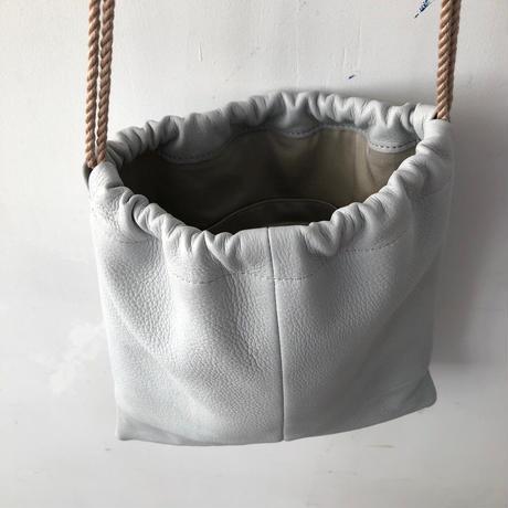 Inswirl  KINCHAKU BAG  【 GRAY 】