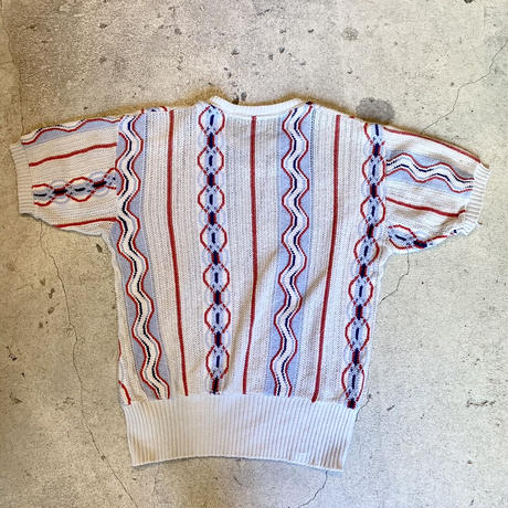 1950's 半袖ニット