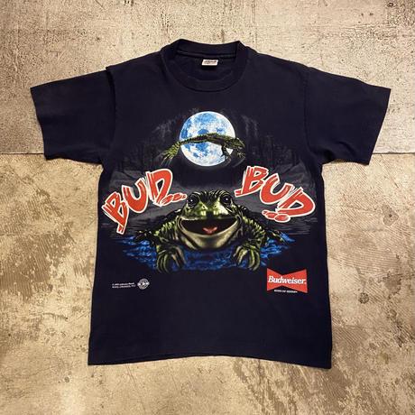 """90s """"バドワイザー"""" Tシャツ"""