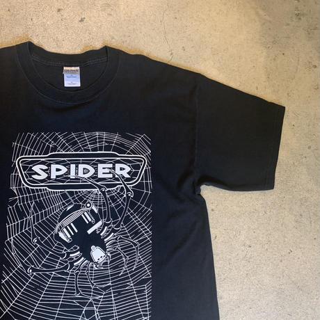 """""""SPIDER"""" Tシャツ"""