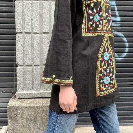 パキスタン 刺繍 チュニック 20