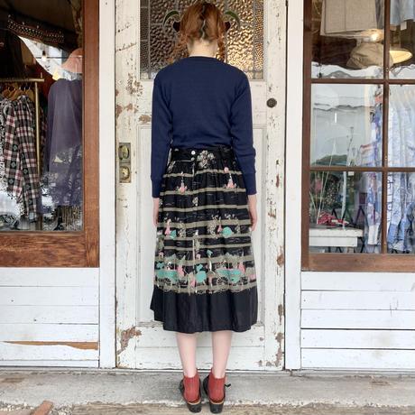 1950's~ フレアスカート