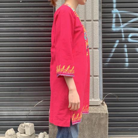 インド 刺繍 チュニック 4