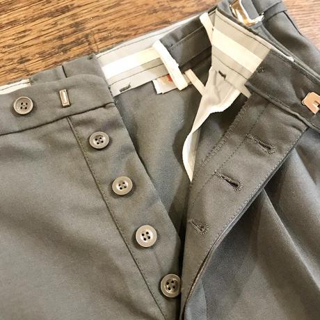 チェコ軍 ドレスパンツ dead stock