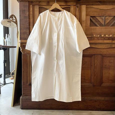 スウェーデン軍  50's ホスピタルシャツコート  dead stock