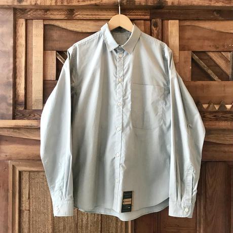 Handwerker  ベーシックシャツ  blue grey/M