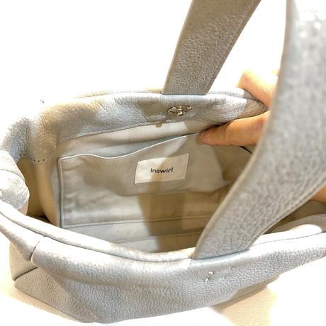 Inswirl HAND BAG【 BLUE GRAY  】