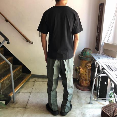 Handwerker  Healthknit  Tshirt  /  black  /  M