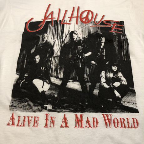 """90's """"JAIL HOUSE """" Tシャツ"""