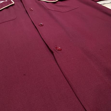 〜50's ジャパンスーベニアボウリングシャツ