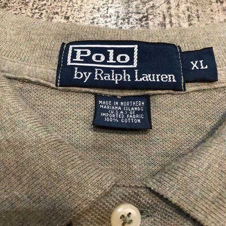 """POLO by Ralph Lauren"" 長袖ポロシャツ"