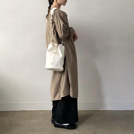 Inswirl SHOULDER DUFFLE BAG【 WHITE 】