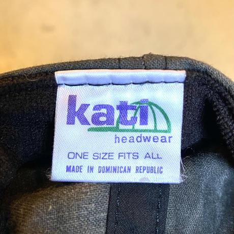 """刺繍キャップ """"Kati"""""""