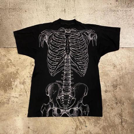 ~1980's  スケルトン Tシャツ