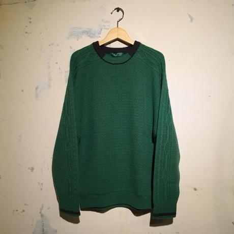 ohta「green sweater」