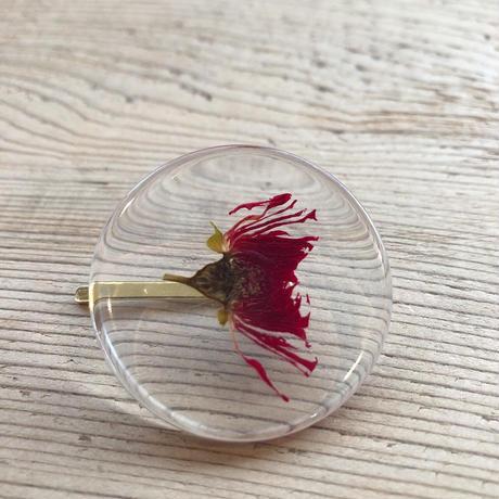 nooca  別注ポニーフック 赤バラ/縦カット