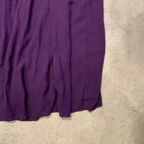 インドレーヨン スカート