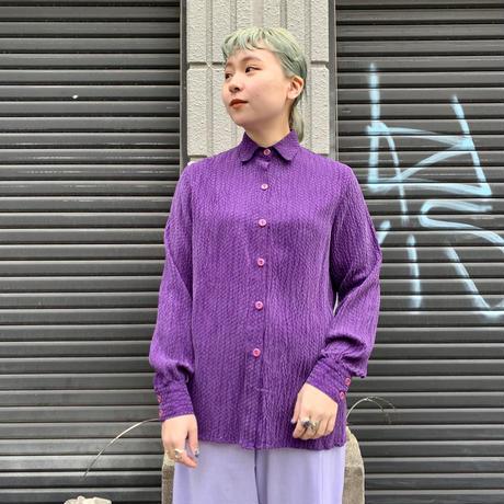 アメリカ製 レーヨンシャツ