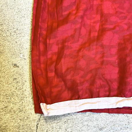 刺繍ワンピース 切替