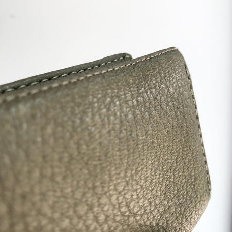 Inswirl  CARD CASE / OLIVE