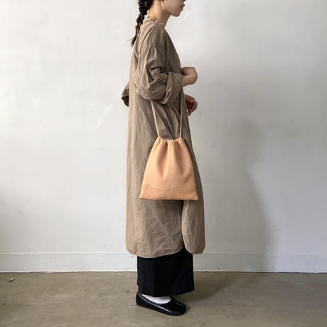 Inswirl  KINCHAKU BAG 【 NATURAL 】