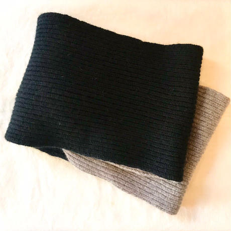 Handwerker  snood 【BLACK】