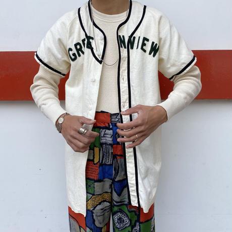 1950's〜 ベースボールシャツ