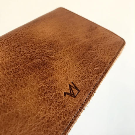 ohta  long letter wallet (長財布)  brown