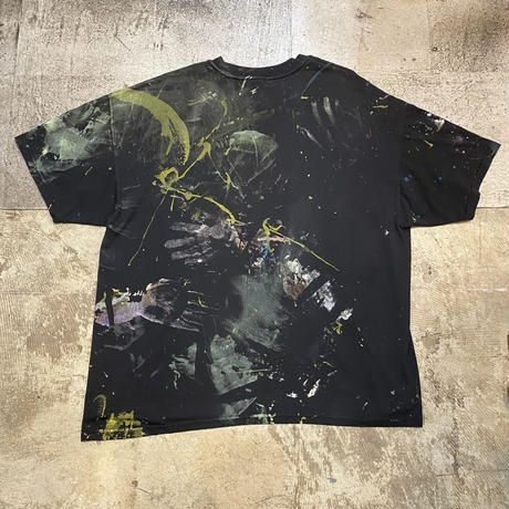 ペイントタキシードTシャツ