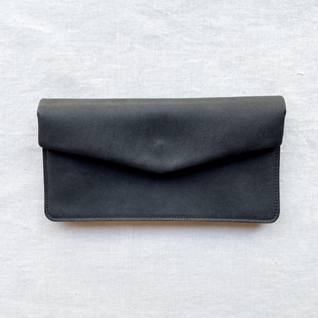 ohta  long letter wallet (長財布)  black