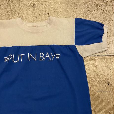 "1980's ""PUT IN BAY"" Tシャツ"