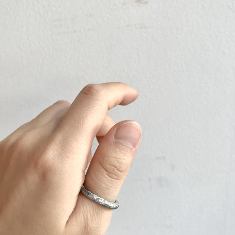 Jona    basic ring white/17号