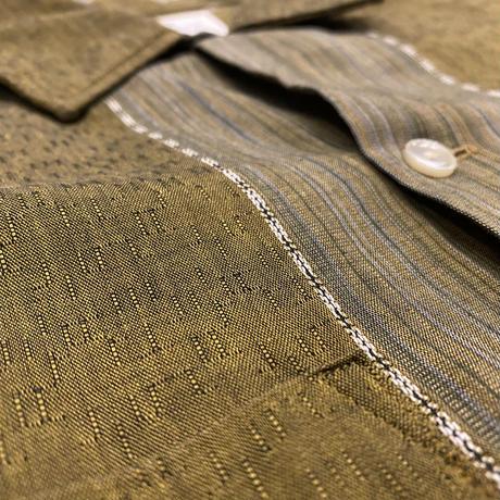 "1960's ""VAN HEUSEN"" 切り替えコットンシャツ"
