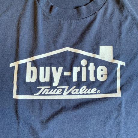 """""""buy-rite true value"""" Tシャツ"""