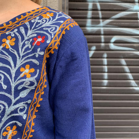 インド 刺繍 ワンピース 7