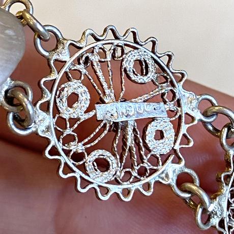 ブレスレット 車輪モチーフ