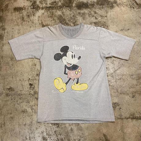 〜90s ミッキーTシャツ