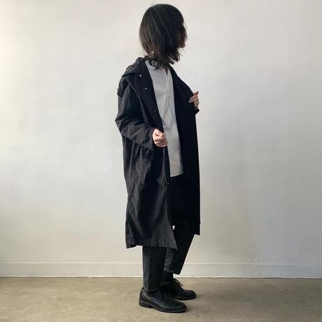 FIRMUM ナイロンタッサー マウンテンパーカー / BLACK / M