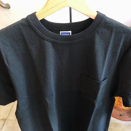 Handwerker  Healthknit  Tshirt  /  black  /  S