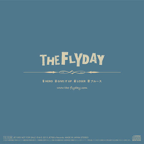 THE FLYDAY「HERO」