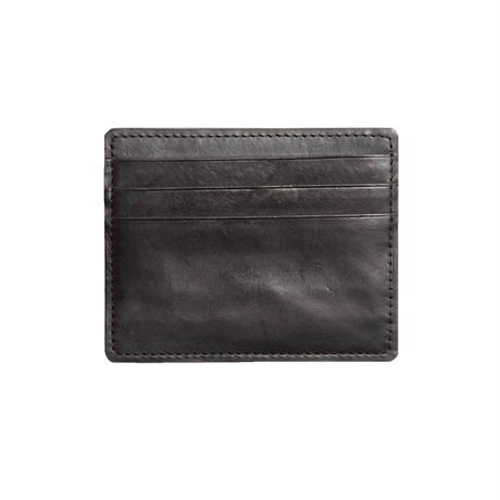 6 POCKET CARD CASE -CALF-
