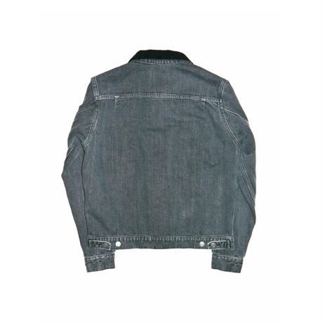 Denim Jacket. -Washed-