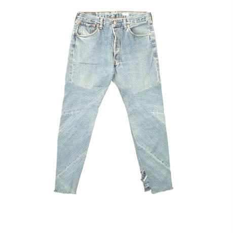 OLDPARK / SHIFT JEANS